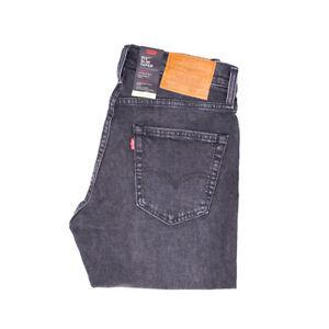 Levis 512, Smoke on the Pond, grau, Slim Tapered, 288330651, Red Tab, Jeans, Neu