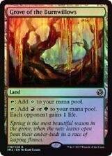 Grove of the Burnwillows FOIL Rare Iconic Masters MTG Magic The Gathering