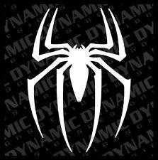 Large Spider Man sticker Super hero comics logo symbol Vinyl car truck Decal