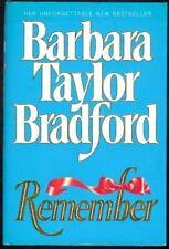 Remember-Barbara Taylor Bradford, 9780394559582