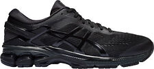 Asics Gel Kayano 26 Wide Fit (2E) Mens Running Shoes - Black