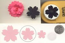 Medium Sakura / Cherry Blossom Paper Punch Scrapbook-Cardmaking-Quilling