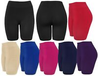 Women's Slip Shorts Seamless Biker Bermuda Shorts