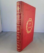 AD. FRANCK / LA MORALE POUR TOUS / 1880 HACHETTE Reliure demi-cuir (ETHIQUE)
