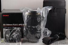 Sigma 50-150mm F/2.8 II APO EX DC HSM lens For ** Pentax ** Exc++ ** (#1293)