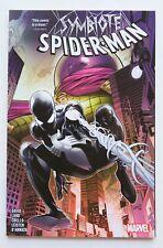 Symbiote Spider-Man Marvel Graphic Novel Comic Book