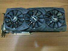 ASUS Nvidia GeForce GTX 1080 Ti 11GB GPU VRAM Graphics Card PC Gaming Used