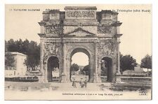 orange , arc de triomphe