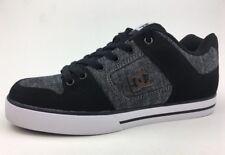 DC Men's Skate Shoe US Size 8 Grey/Black Sneakers Pure TX SE 131