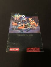 Final Fight 2 Snes Manual