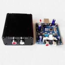 L1387 HIFI USB DAC 4X Quad TDA1387 USB decoder beyond the TDA1543