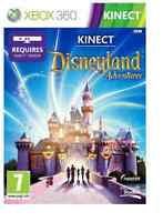 Xbox 360 Kinect - Disneyland Adventures **New & Sealed** Official UK Stock