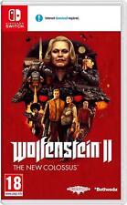 Wolfenstein 2 The Colossus Nintendo Switch 2018