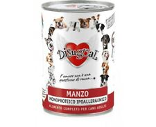 Disugaul umido Manzo unica fonte proteine animali Gr 400