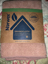 Norwex EnviroCloth w/ Antibacterial Baclock- Rose Quartz Enviro Cloth