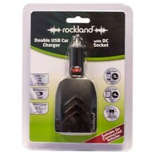ROCKLAND DOUBLE USB DC CHARGER