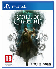 & Call of Cthulhu Sony PlayStation 4 Ps4 Game