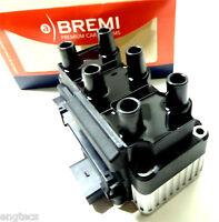 BREMI ZÜNDSPULE SEAT LEON VW BORA 2.8 VR6 V6 4MOTION GOLF 4 IV NEW BEETLE RSI
