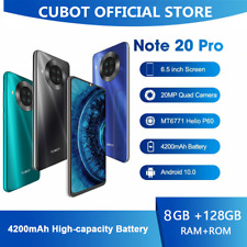 Cubot Note 20 PRO 8GB 128GB 6.5