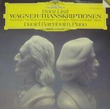 Wagner(Vinyl LP)Transkriptionen-Deutsche Grammophon-2532 100-Germany-19-VG/Ex+