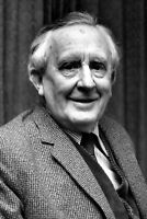 New 5x7 Photo: J.R.R Tolkien, Author of Lord of the Rings and The Hobbit