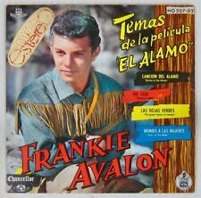 Alamo  45 Tours Frankie Avalon John Wayne