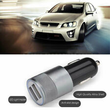 5V 2A Car Charger 2 Port Dual USB Adapter Fast Charging For Universal Cell Phone
