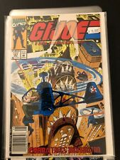 G.I. Joe 127 High Grade Marvel Comic Book
