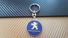 PORTE CLÉS DOUBLE FACE Peugeot 106 107 206 207 208 308 208 208 cc 3008 206CC ETC