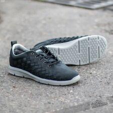 Vans Tesella Bomber Black/Ice Gray Men's Skate Shoes Size 11.5