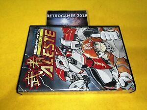 MUSHA ALESTE  Sega Mega Drive / Genesis Game  REG CARD
