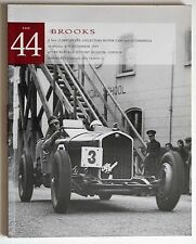BROOKS CLASSIC CAR AUCTION CATALOGUE: Collectors Motor Cars & Automobilia.