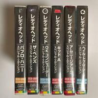 New unopened Radiohead Special Edition CD Set Japanese OBI From Ship From JAPAN