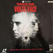 LASERDISC - VOLTE/FACE - WS VF PAL- John Travolta, Nicolas Cage