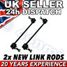 BMW E46 3 98-05 front anti roll bar drop link rods x 2