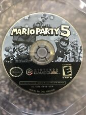 Mario Party 5 (GameCube, 2003) Disc Only, Untested
