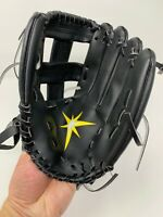 Tampa Bay Rays Kids Baseball Glove Youth Black Promotion Giveaway