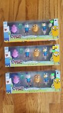 ADVENTURE TIME DELUXE FIGURE PACK Lumpy Princess Bmo Finn Jake Fionna Cake