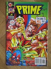 PRIME #4 MALIBU COMICS NEAR MINT  (W13)
