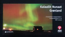Greenland Mnh 2012 Europa Cept Booklet Stamp Mxe