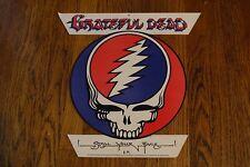 Grateful Dead Steal Your Face Cardboard Die-Cut Mobile 1976