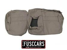Genuine HSV Brand New Leather Rear Senator Wagon Seat Covers Cream VT VX VY VZ