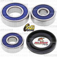 All Balls Rear Wheel Bearings & Seals Kit For Suzuki DRZ 110 2005 Enduro