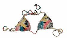 NEW Women's Volcom Miss Mod  Bikini top - size Small