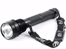 85/65/45W 8500LM HID Xenon Flashlight 8700mAh Light Torch Camping & Hiking