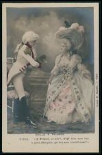 Opera Une Idylle а Trianon original old 1900s photo postcard lot set of 10