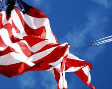 US NAVY BLUE ANGELS DEMONSTRATION AMIGO AIR SHOW 11x14 SILVER HALIDE PHOTO PRINT