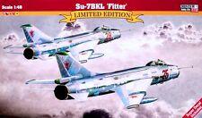 Osipovič SUCHOJ Su-7 BKL-MONTATORE un (Polacco, Cecoslovacco & SOVIETICA MKGS) 1/48 mistercraft