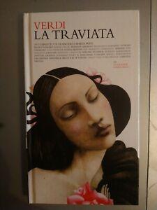 Verdi - La Traviata - La Grande Opera Lirica - Libretto + 2 Cd