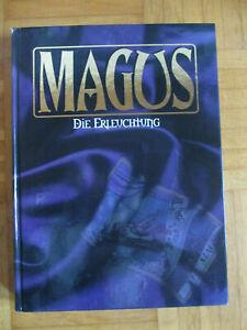 Magus Die Erleuchtung – Regelwerk - Deutsch Hardcover – Feder & Schwert F&S RPG